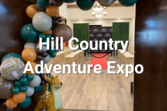 Boerne & San Antonio Event Planners & Party Rentals   A Signature Production   Hill Country Adventure Expo   The Kendall hotel, Boerne