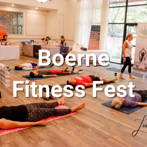Boerne Fitness Fest A Signature Production Event Texas